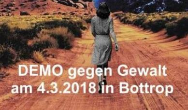 Mütter gegen Gewalt Demo